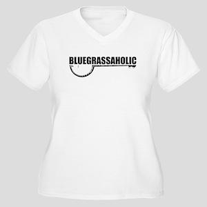 Funny Bluegrass Plus Size T-Shirt