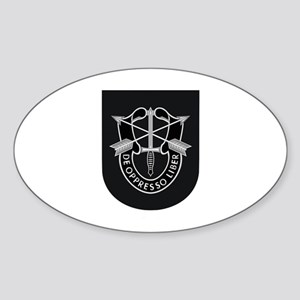 Special Forces Liberator Sticker