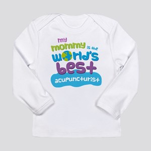 Acupuncturist Gifts for Long Sleeve Infant T-Shirt