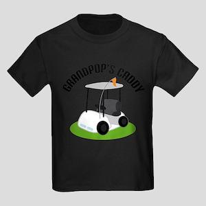 Grandpops Golf Caddy T-Shirt