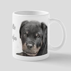 Rottweiler Grandpa Mugs