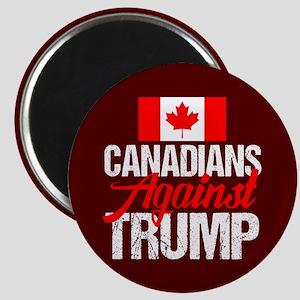 Canadians Against Trump Magnet