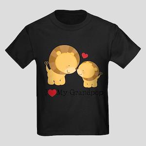 I Heart My Grandpop T-Shirt