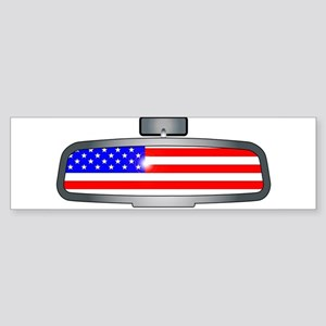 Driving Through America Bumper Sticker