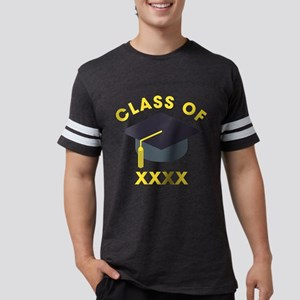 Emoji Personalized Graduate Cl Mens Football Shirt