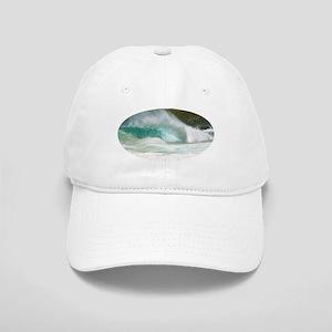 sandy bch.Oval 05040326  Baseball Cap