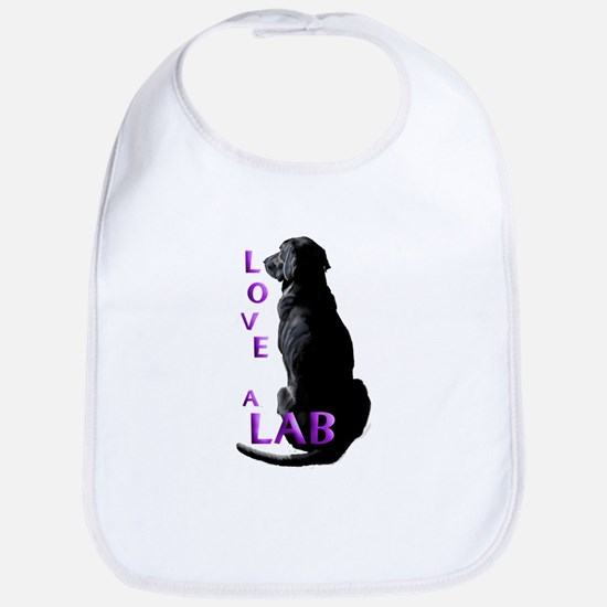 Love a Lab Bib