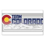 Team Colorado logo1 Sticker