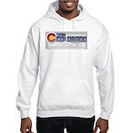 Team Colorado logo1 Hoodie
