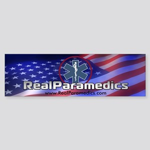 American Paramedic Gifts and Bumper Sticker