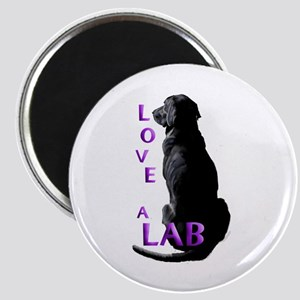 Love a Lab Magnets