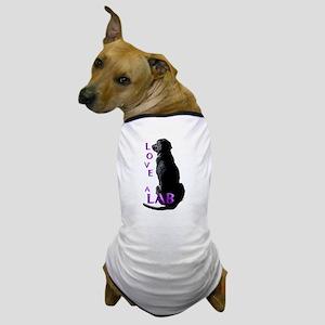 Love a Lab Dog T-Shirt