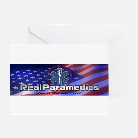 American Paramedic Gifts and Greeting Card