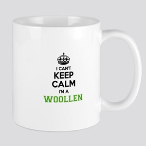 WOOLLEN I cant keeep calm Mugs