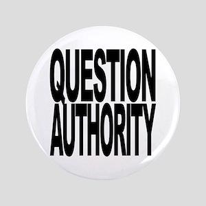 "Question Authority 3.5"" Button"
