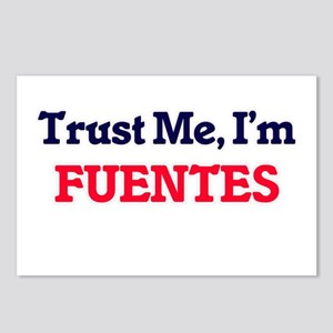 Trust Me, I'm Fuentes Postcards (Package of 8)