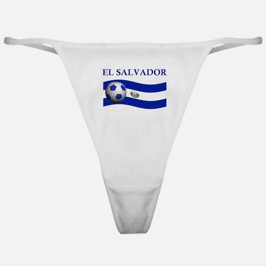 TEAM EL SALVADOR WORLD CUP Classic Thong