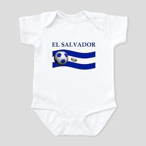 TEAM EL SALVADOR WORLD CUP Infant Bodysuit