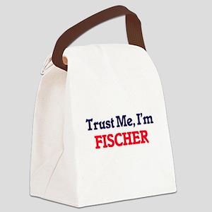 Trust Me, I'm Fischer Canvas Lunch Bag