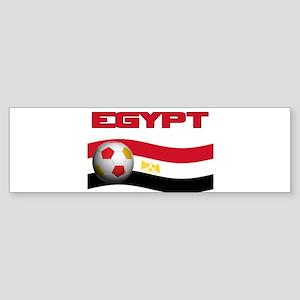 TEAM EGYPT WORLD CUP Bumper Sticker