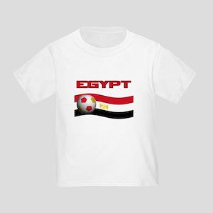 TEAM EGYPT WORLD CUP Toddler T-Shirt