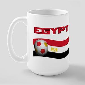 TEAM EGYPT WORLD CUP Large Mug