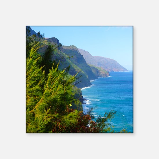 Kalalau Trail Hawaii Sticker