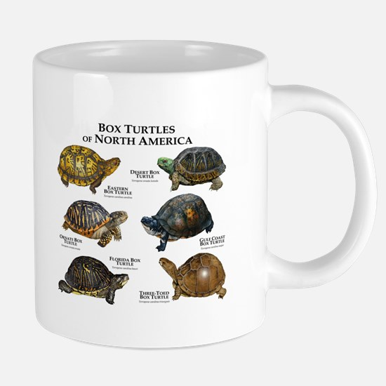 Box Turtles of North America Mugs