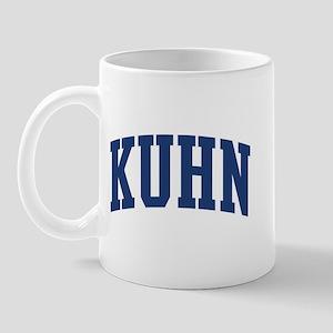 KUHN design (blue) Mug