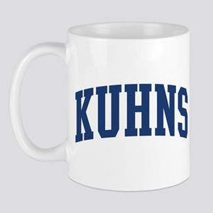 KUHNS design (blue) Mug