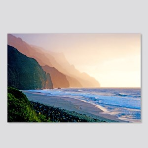 Sunset Kalalau Beach Postcards (Package of 8)