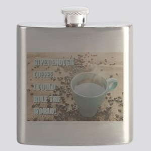 RULE THE WORLD! Flask