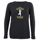 Yoga Long Sleeve T Shirts