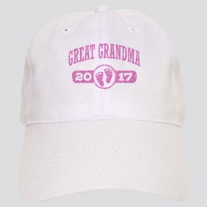 Great Grandma 2017 Cap