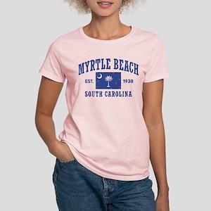 Myrtle Beach Women's Light T-Shirt