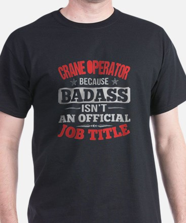 Unique Operator T-Shirt