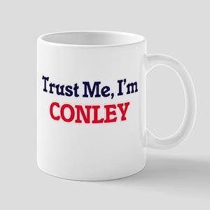 Trust Me, I'm Conley Mugs