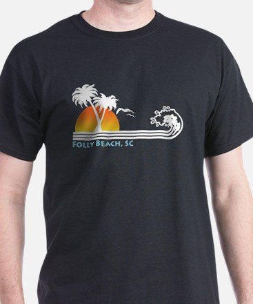 Folly Beach SC T-Shirt