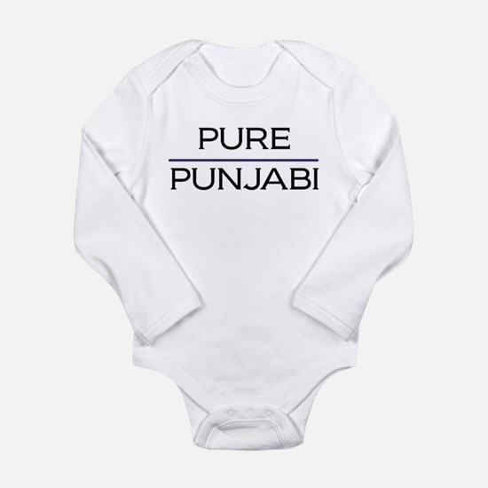 Pure Punjabi Body Suit