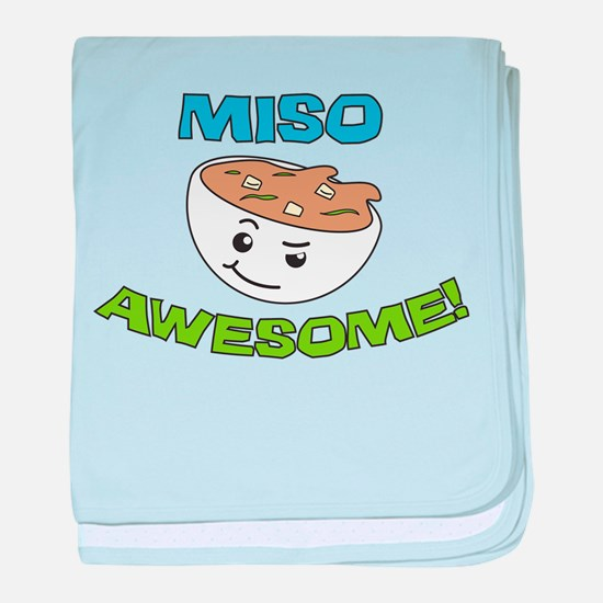 Miso Awesome! baby blanket