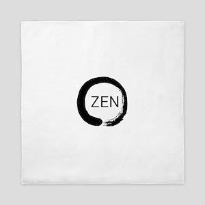 Zen Queen Duvet