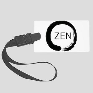Zen Large Luggage Tag