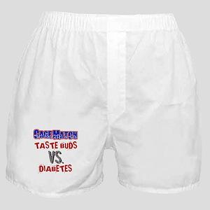 Funny Diabetes Cagematch Boxer Shorts