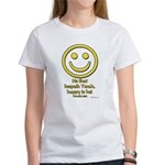 Happy Is He Who Keeps Torah Women's T-Shirt