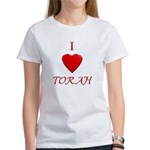 I Love Torah Women's T-Shirt