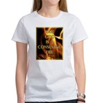 Our God Is A Consuming Fire Women's T-Shirt