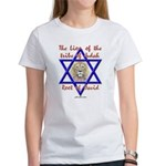 Lion Of The Tribe Of Judah Women's T-Shirt