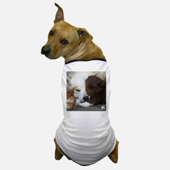 Cute Icelandic sheepdog Dog T-Shirt