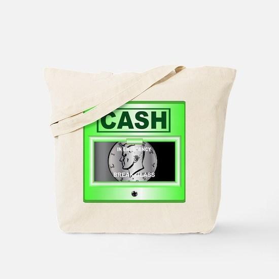 Cute Cash box Tote Bag