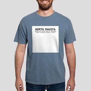 North Dakota-Canuck Sneak At T-Shirt